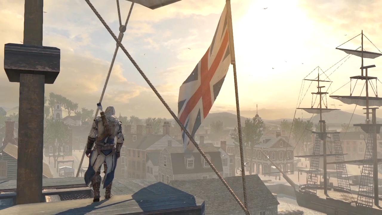 Obrázky Bostonu z Assassin's Creed 3 68243