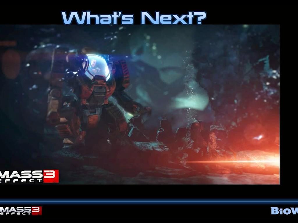 Jaká je budoucnost třetího Mass Effectu? 68249