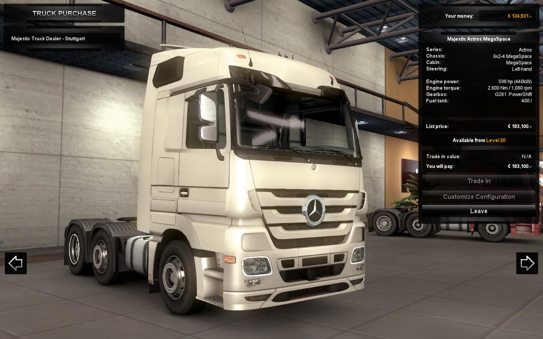 Euro Truck Simulator 2 předvádí kamiony a prostředí 68276