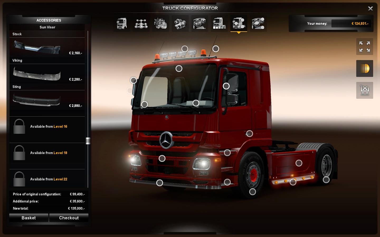 Euro Truck Simulator 2 předvádí kamiony a prostředí 68278