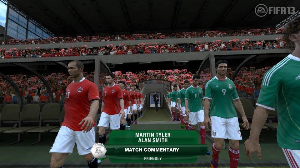 Ve FIFA 13 zažijete kariéru i s národním týmem 68298