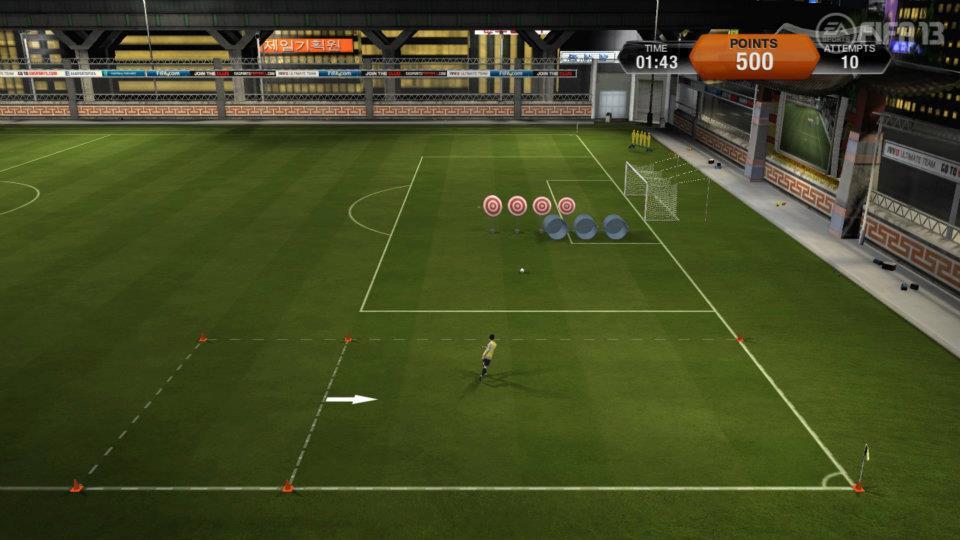 Ve FIFA 13 zažijete kariéru i s národním týmem 68303