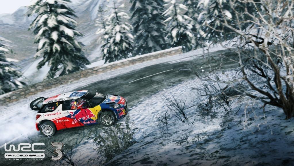 Nové obrázky z WRC 3 68309