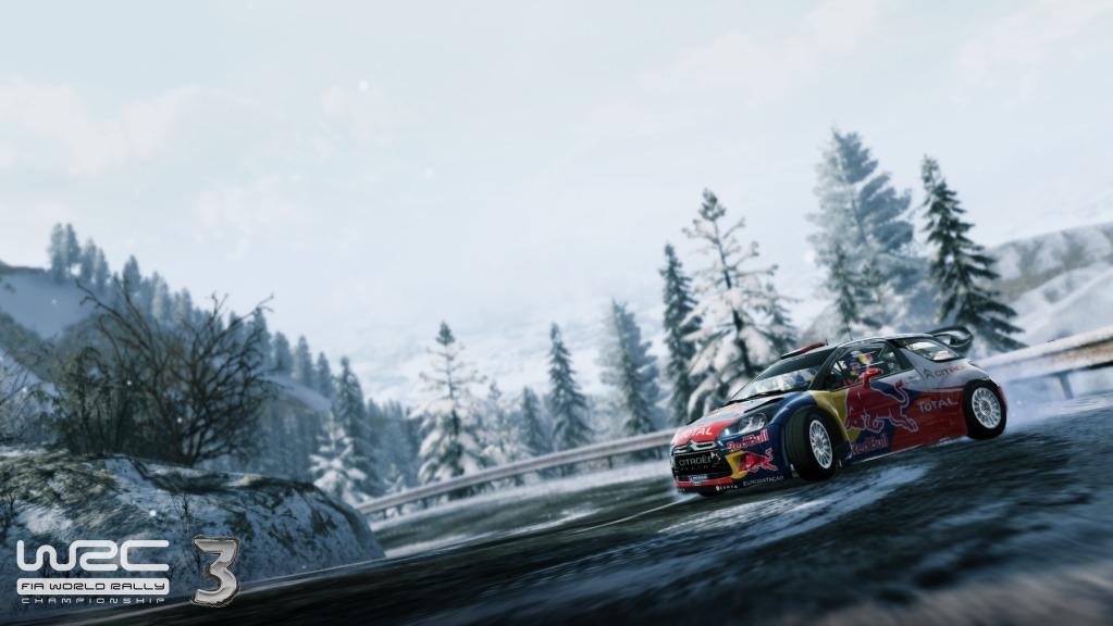 Nové obrázky z WRC 3 68310