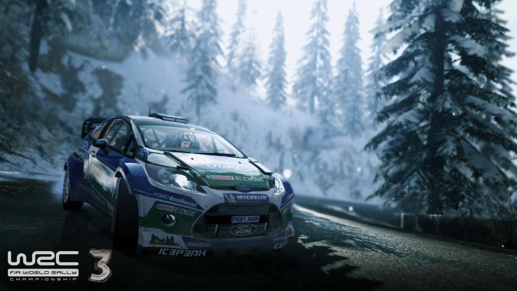 Nové obrázky z WRC 3 68311