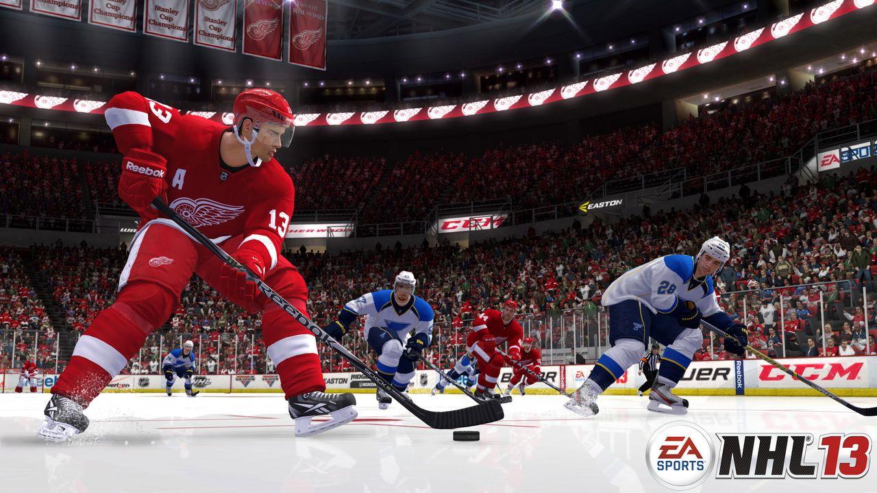 Nové obrázky z NHL 13 68330