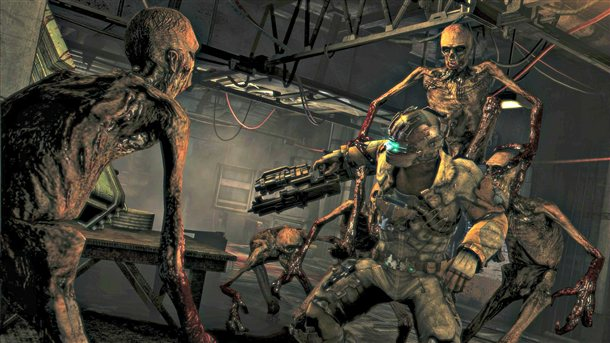 Nové obrázky kostlivců z Dead Space 3 68337