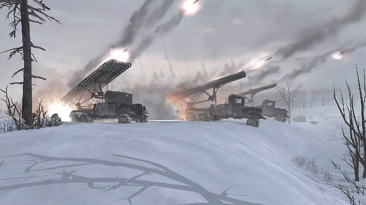 Extrémní zima v Company of Heroes 2 bude zabíjet 68355