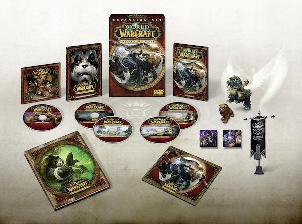 World of Warcraft: Mists of Pandaria s datem vydání 68366
