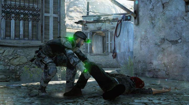 Nový screenshot ze Splinter Cell: Blacklist 68370