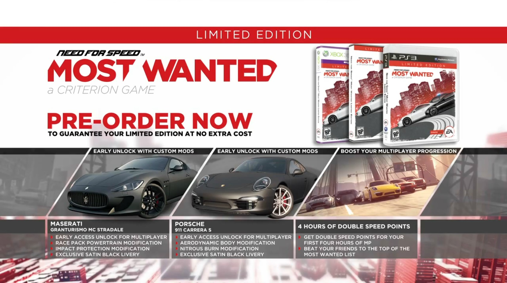 Need for Speed: Most Wanted s Kinectem? 68382
