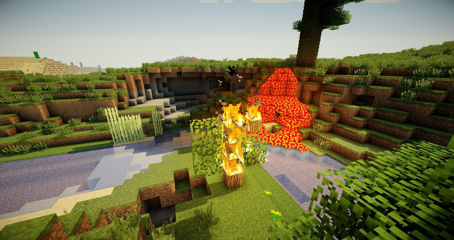 Zkrášlete si Minecraft novým módem 68405