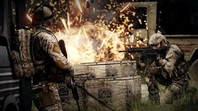 Medal of Honor: Warfighter – předčasný válečný důchod 68414