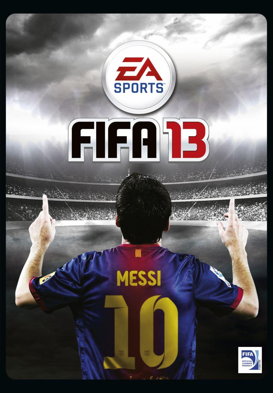 FIFA 13 představila předobjednávkové bonusy 68418