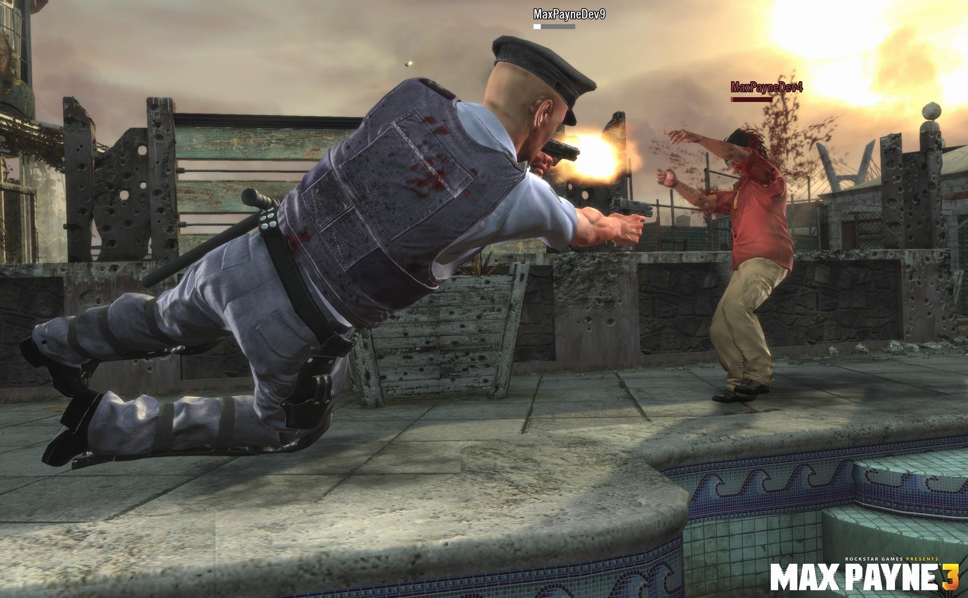 Max Payne 3: Local Justice DLC pro PC s datem vydání 68421
