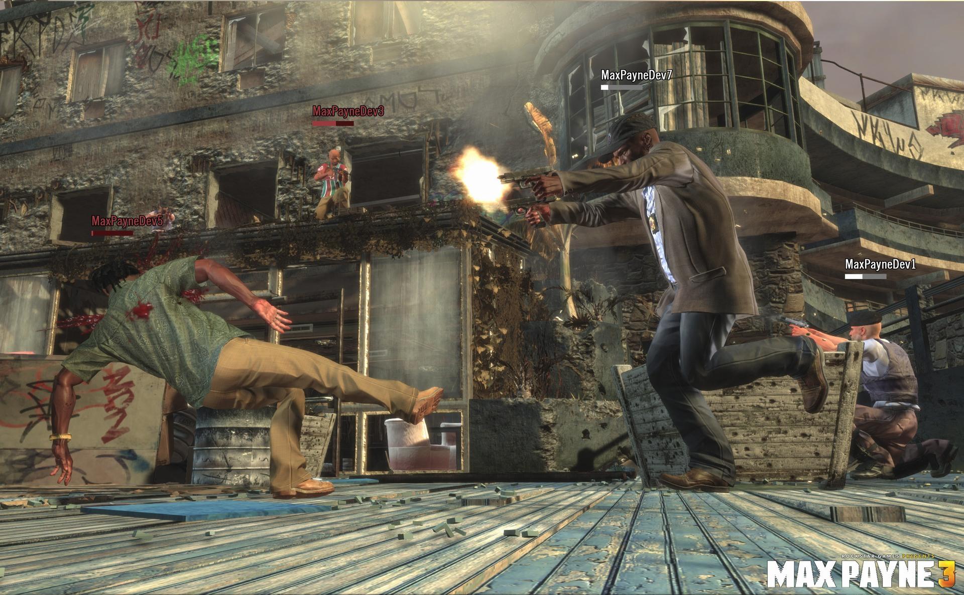 Max Payne 3: Local Justice DLC pro PC s datem vydání 68422