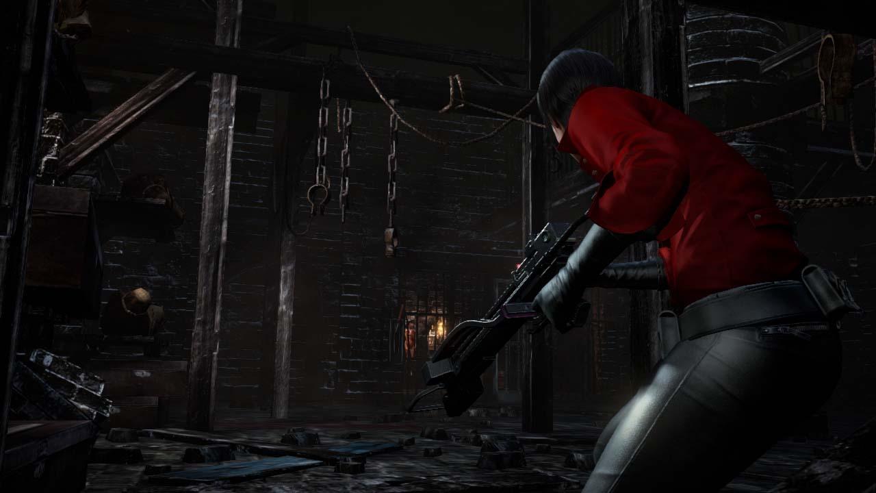 67 obrázků z Resident Evil 6 68444