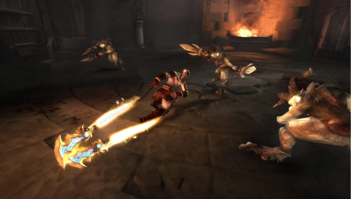 E3: Ghost of Sparta láká teaserem a novými screeny 6846