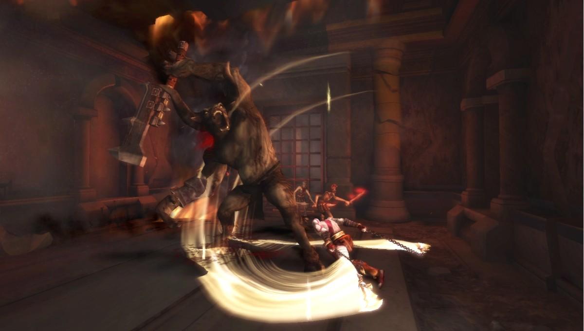 E3: Ghost of Sparta láká teaserem a novými screeny 6847