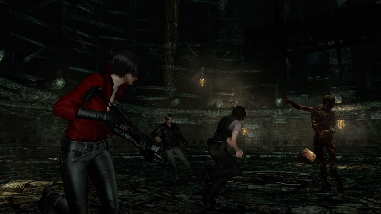 67 obrázků z Resident Evil 6 68471