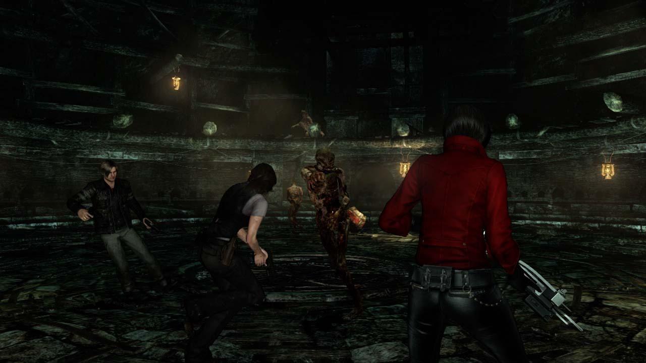 67 obrázků z Resident Evil 6 68473