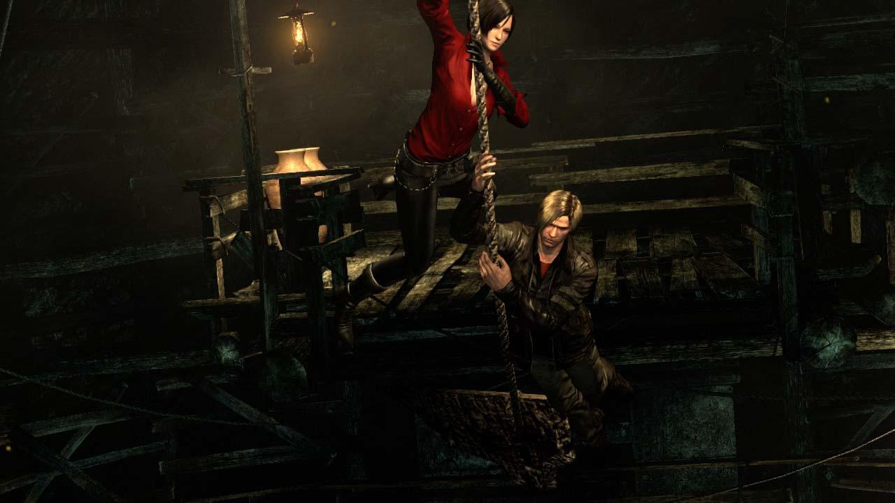 67 obrázků z Resident Evil 6 68474