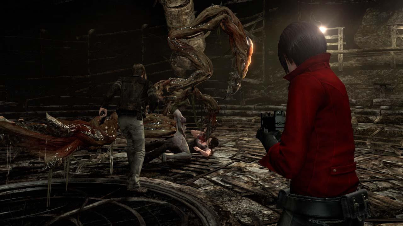 67 obrázků z Resident Evil 6 68486