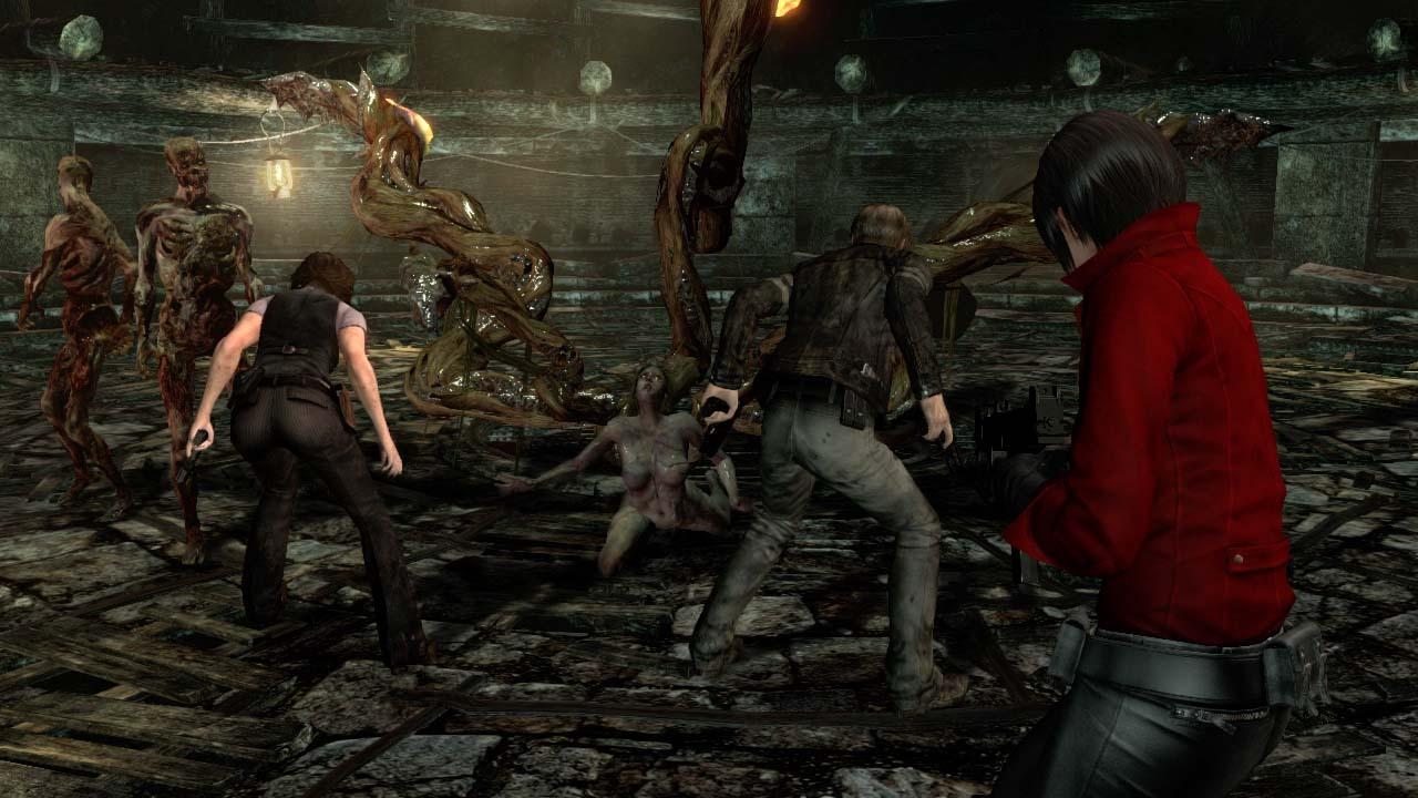 67 obrázků z Resident Evil 6 68489
