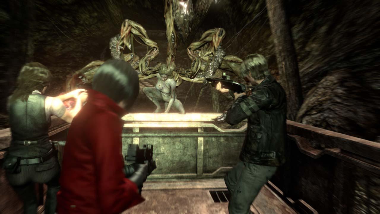67 obrázků z Resident Evil 6 68490