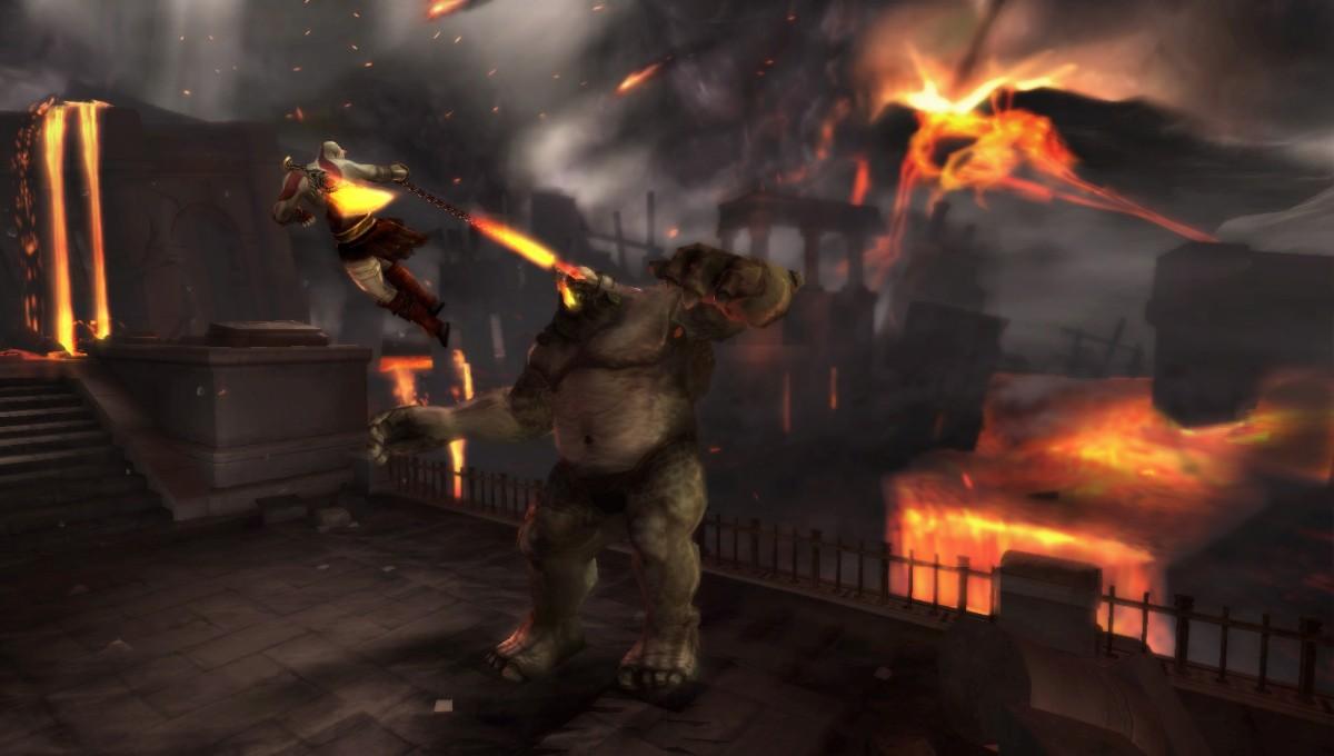 E3: Ghost of Sparta láká teaserem a novými screeny 6850