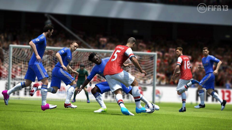První obrázky z Wii U verze FIFA 13 68512