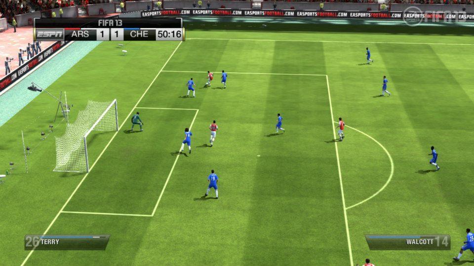 První obrázky z Wii U verze FIFA 13 68514