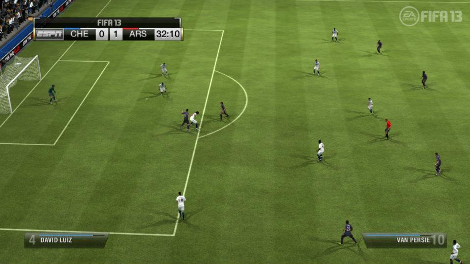 První obrázky z Wii U verze FIFA 13 68515