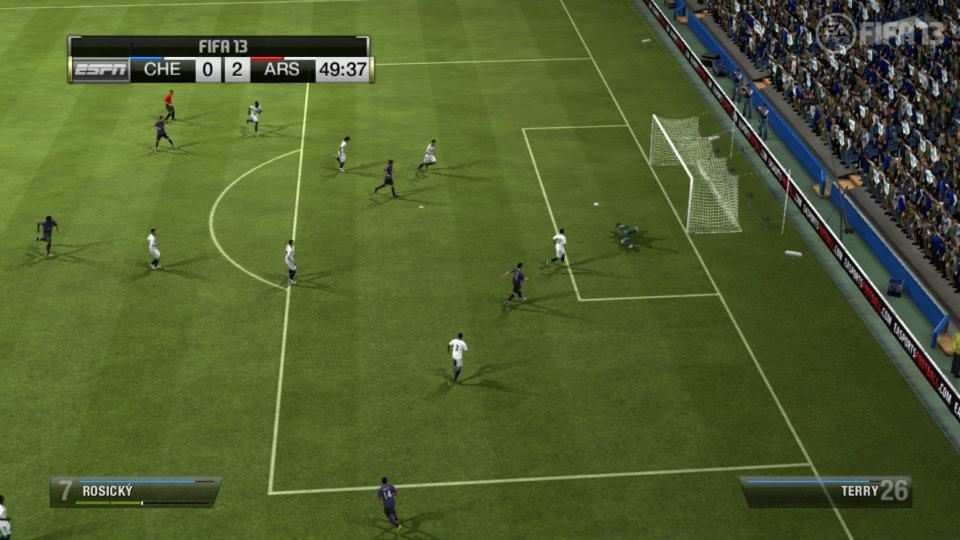 První obrázky z Wii U verze FIFA 13 68516