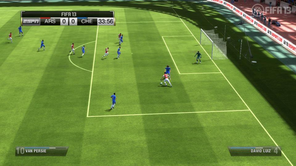 První obrázky z Wii U verze FIFA 13 68517