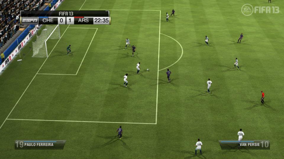První obrázky z Wii U verze FIFA 13 68518