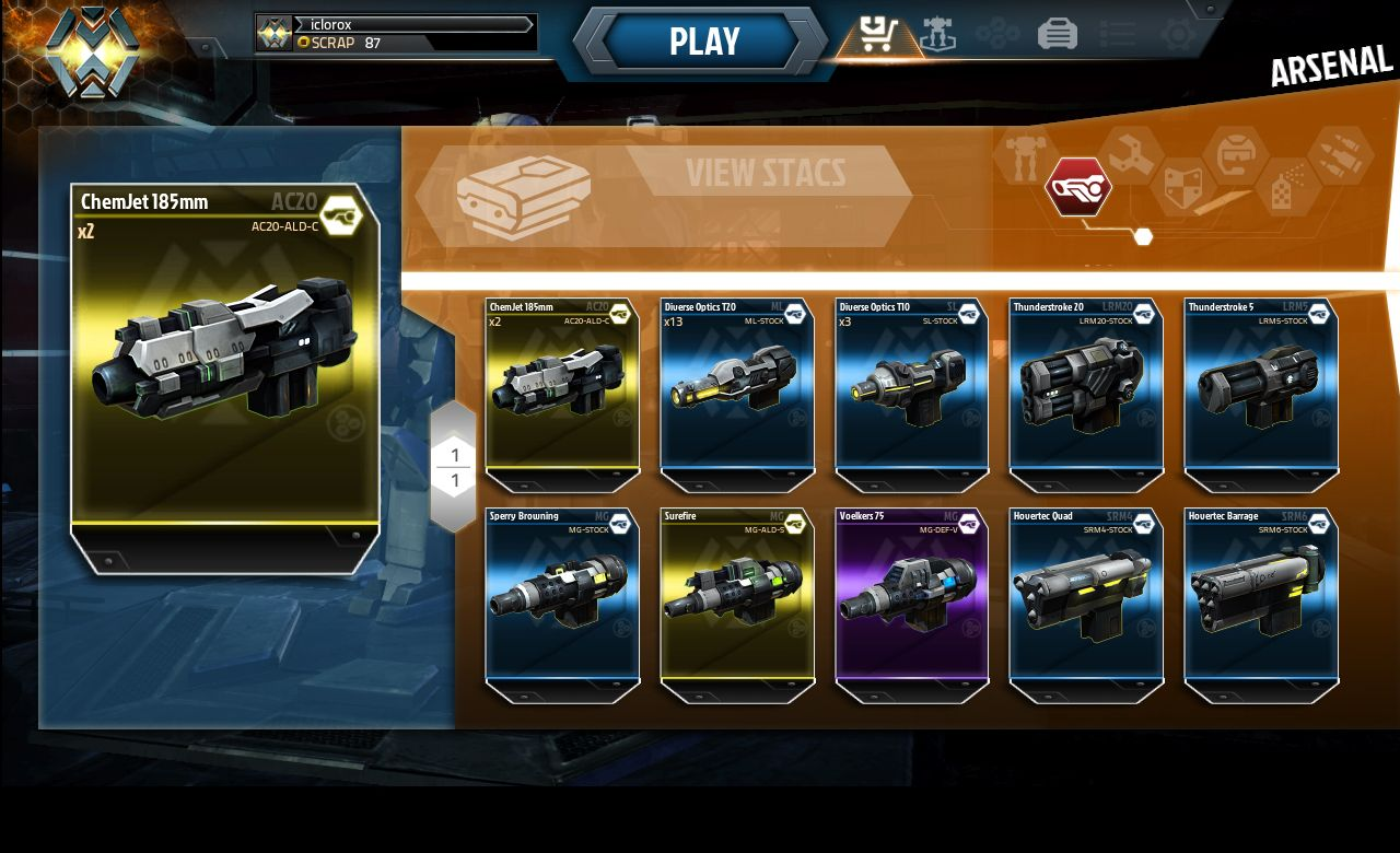 Screenshoty z MechWarrior Tactics 68553