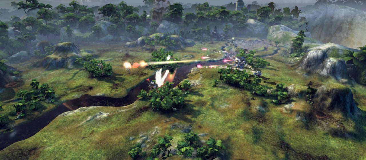 Screenshoty z MechWarrior Tactics 68557