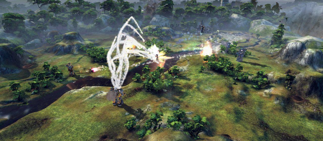 Screenshoty z MechWarrior Tactics 68558