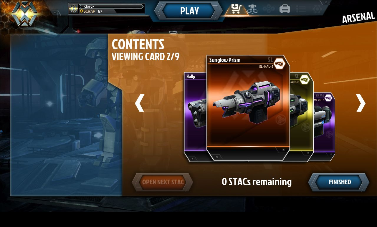 Screenshoty z MechWarrior Tactics 68564