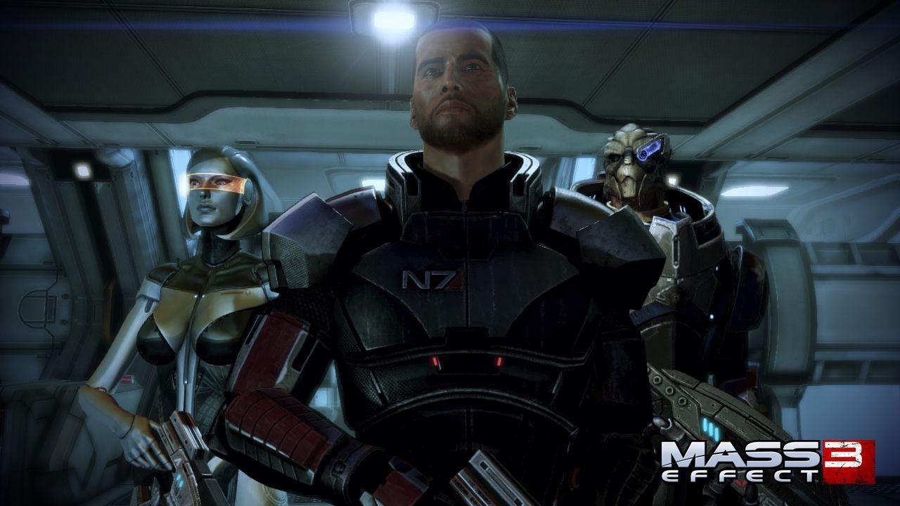 Podrobnosti o Wii U verzi Mass Effectu 3 68571