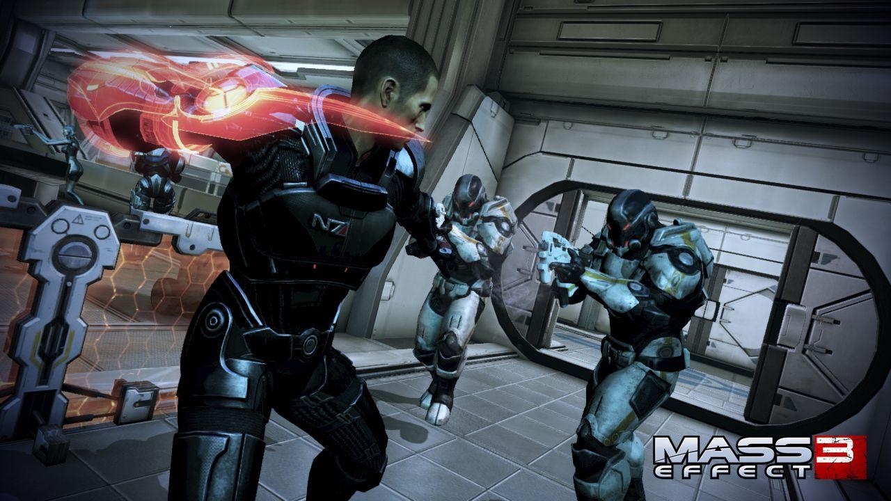 Podrobnosti o Wii U verzi Mass Effectu 3 68572
