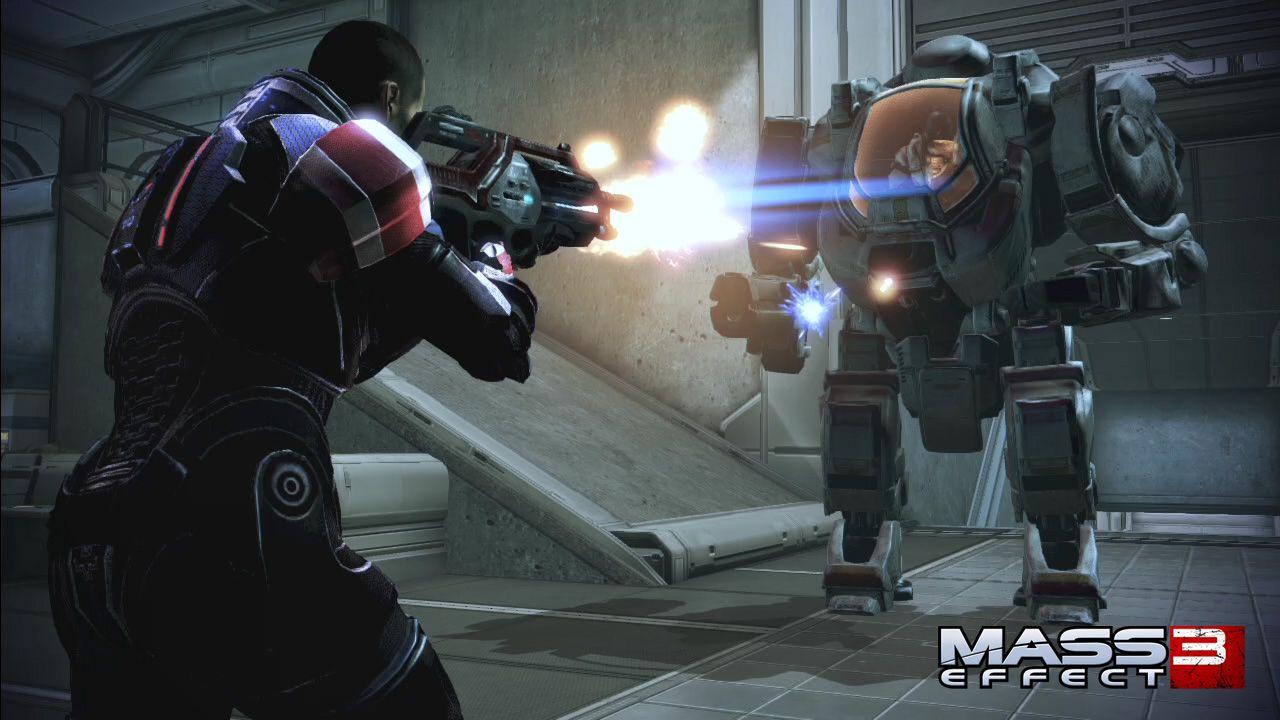 Podrobnosti o Wii U verzi Mass Effectu 3 68573