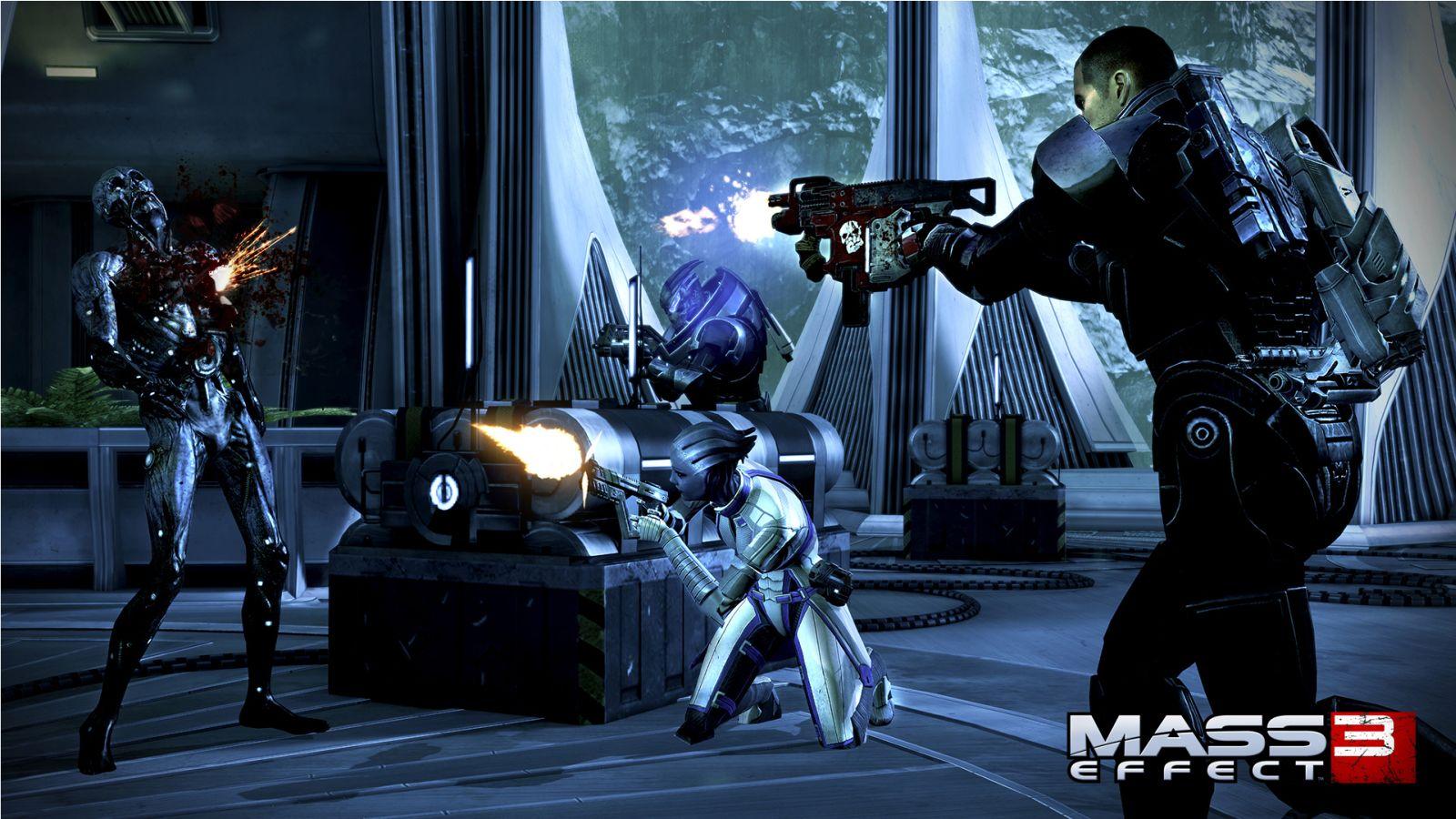 Oznámeny DLC Leviathan a Firefight k Mass Effectu 3 68580