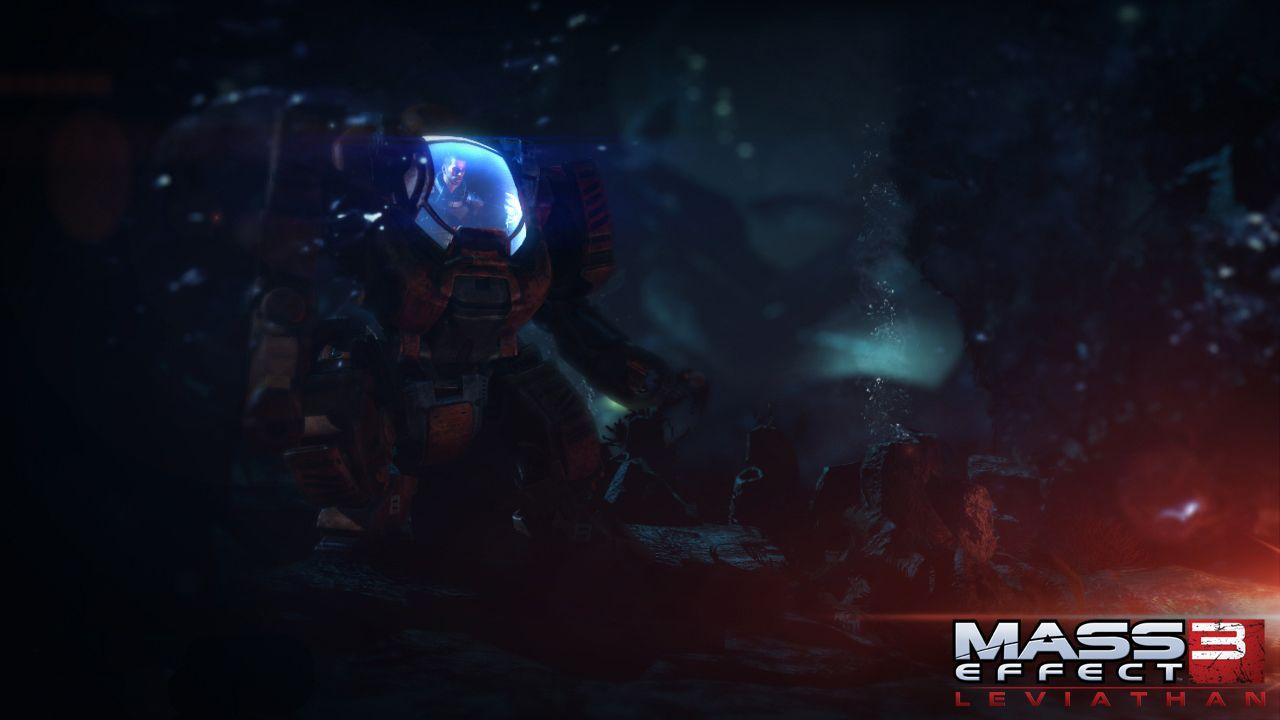 Oznámeny DLC Leviathan a Firefight k Mass Effectu 3 68585