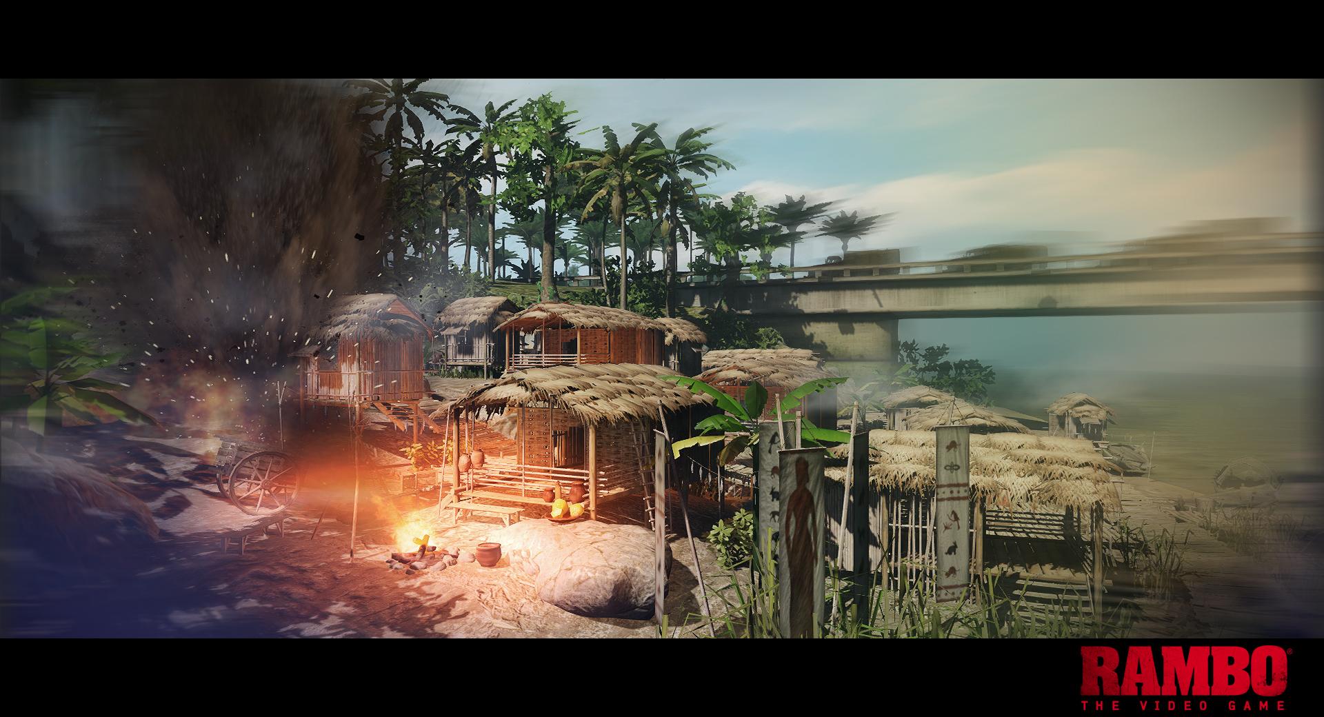 Rambo bude z pohledu první osoby 68606