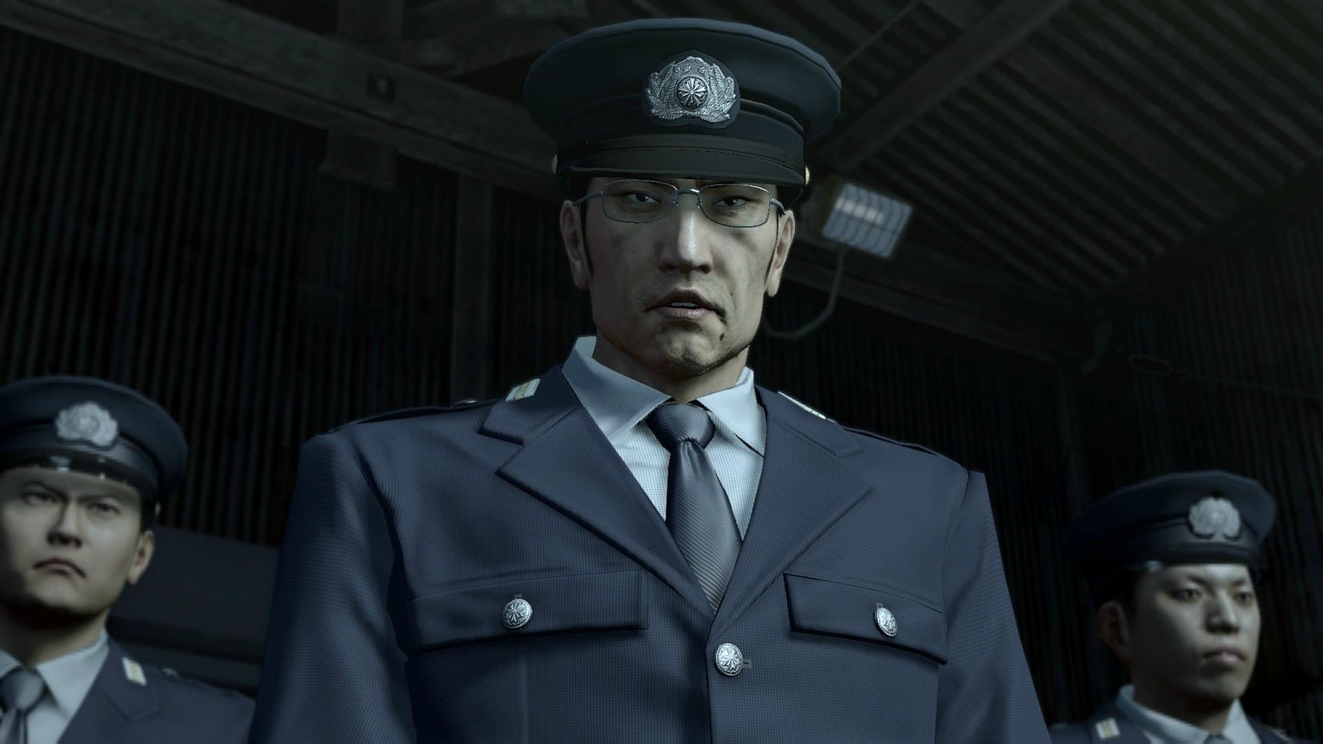 Screenshoty a artworky z Yakuza 5 68628