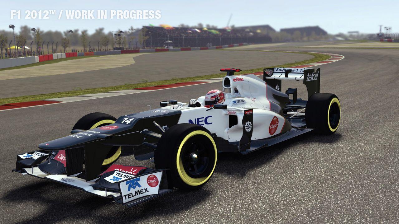 Nové obrázky z F1 2012 68690
