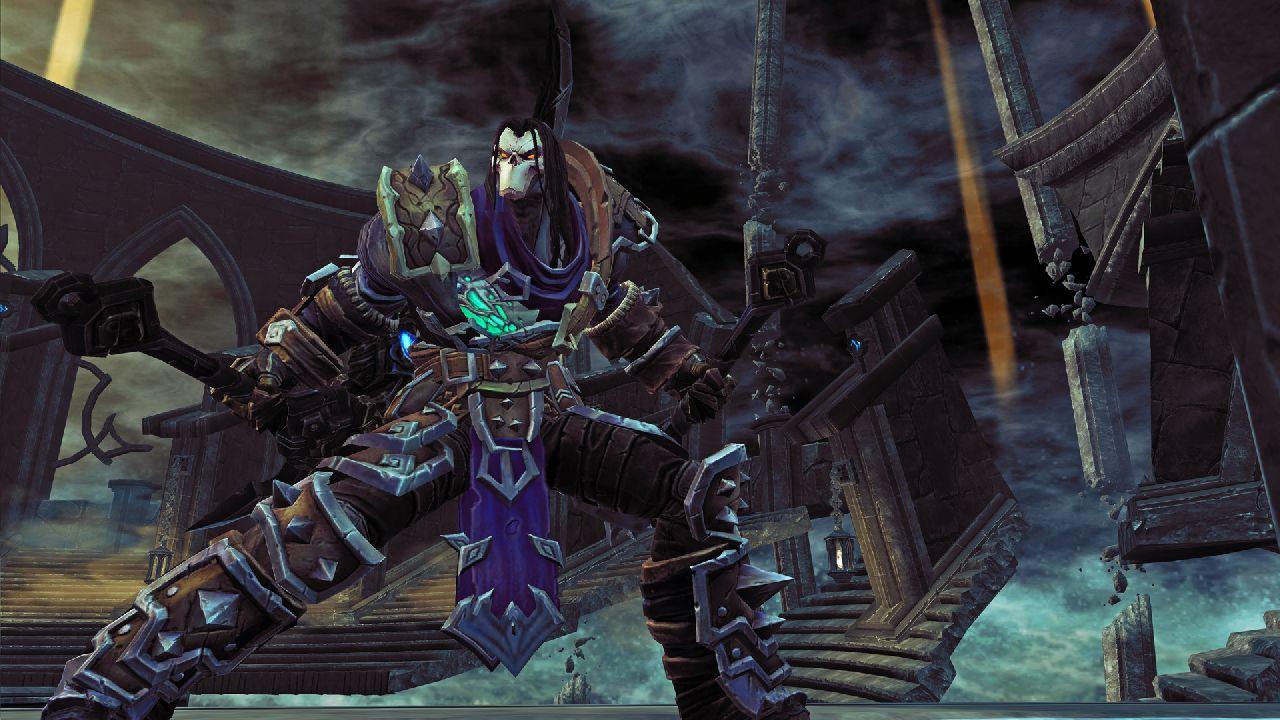 Arena Challenge mód z Darksiders 2 na obrázcích 68694