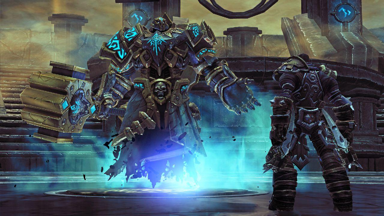 Arena Challenge mód z Darksiders 2 na obrázcích 68695